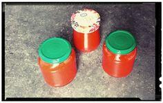 Nastami - Jeder bastelt mit!: Hagebuttenmarmelade Rezept
