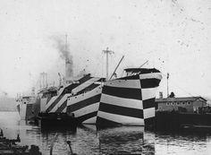 DAZZLE SHIP DOCK — Patternity