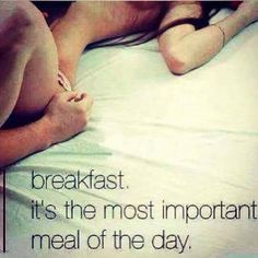 breakfast it's the most important meal of the day love bedroom bed couple