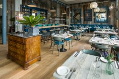 Lavish setting: Torquay's new treasure Le Bistrot Pierre Pub Design, Restaurant Design, Design Studio, Restaurant Bar, Design Websites, Bedroom Minimalist, Country Shop, Cafe Bar, Commercial Design