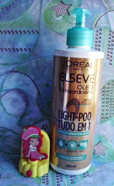 L'Óreal Elseve Light-Poo Tudo em 1 | Lançamento
