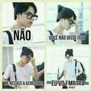 Resultado de imagem para memes bts em portugues