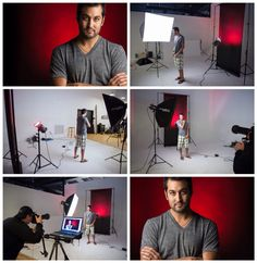 LIGHTING Simple and Colorful Portrait Lighting By Scott Kelby onApril 9, 2015