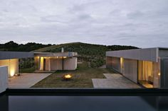 Island Retreat by Fearon Hay Architects with Penny Hay/ Waiheke Island, New Zealand