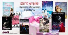Aeterna lecturas: ¡Sorteo navideño! Nacional e Internacional, 8 ganadores http://a-eterna.blogspot.com.es/2016/11/sorteo-navideno-nacional-e.html