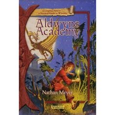 Enter a school for magic where even the first day can be (un)deadly...On the very first day of school at the world-famous Aldwyns Academy...