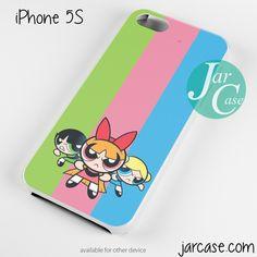 Powerpuff Girls Surprise Hugs 2 iphone case