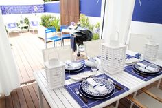 a great outdoor space gives you a mini stay-cation every day #indigo #perfectsummer
