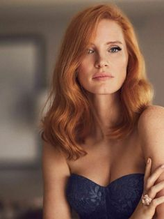 New hair copper blonde jessica chastain ideas Jessica Chastain, Beautiful Red Hair, Beautiful Redhead, Simply Beautiful, Beautiful People, Gorgeous Girl, Beautiful Women, Brunette Girls, Blonde Brunette