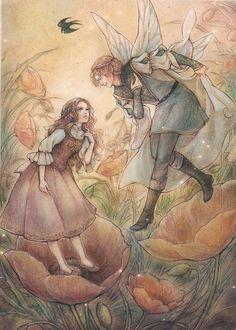 Thumbelina by jurithedreamer on DeviantArt