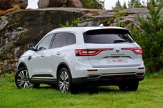 2017 New Renault Koleos 2017 spec and details back view