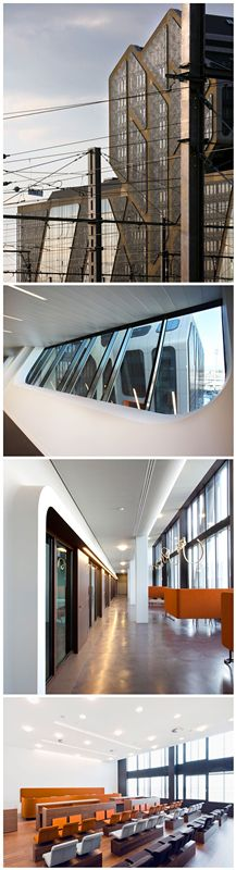 court of justice hasselt by j. mayer h. architects, a2o-architecten + lens°ass