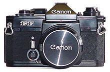 Canon EF camera - Wikipedia, the free encyclopedia Foto Canon, Canon Ef, Binoculars, Pictures, Photography, Electronics, Advertising, Movies, Fotografia