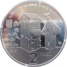 MONEDA, SELLOS POSTALES Y PINTURAS DE UCRANIA - COIN, POSTAGE STAMPS AND PAINTINGS OF UKRAINE