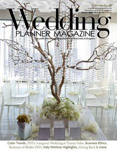 Wedding Planner Magazine: the publication for wedding planners, professionals & designers (a product of the Association of Bridal Consultants)