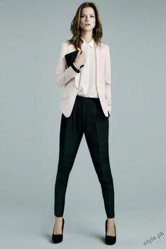 Zara Fashion Clothes for Women Spring -Summer 2012