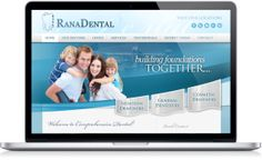Custom website design! Patients are looking, help them find you!