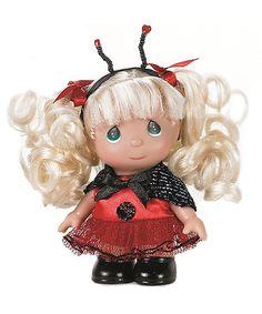 Look what I found on #zulily! Ladybug Mini Moments Doll #zulilyfinds