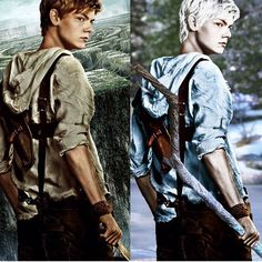 Thomas as Jack Frost