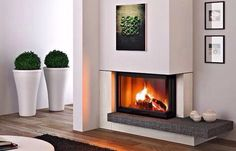 We offer you trendy and modern fireplaces. Fireplaces now very easy to use. We share with you modern fireplace designs, trendy fireplaces in this photo gallery. Modern Fireplace, Fireplace Design, Fireplace Ideas, Work Images, Wood Wall, Interior And Exterior, Projects To Try, Warm, Contemporary