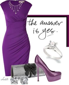 """""""Happy Engagement !"""" by christa72 ❤ liked on Polyvore"""