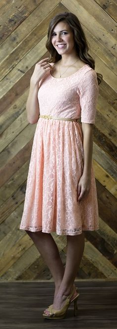 Emmy dress [MDS1615] - $64.99 : Mikarose Boutique, Reinventing Modesty