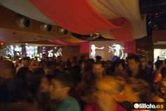 Love Pin Up @ Mandarina Club, Peñiscola, España (jue 9.8.2012)