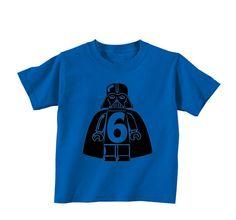 Lego Star Wars bday inspiration