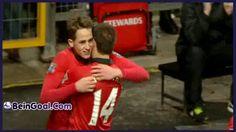 All Goals - Manchester United 2-1 Sunderland - 22-01-2014 Highlights   BeinGoal.Com