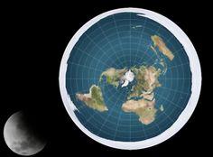 Плоская Земля: размышления о невозможном