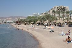 Northern Beach, Eilat