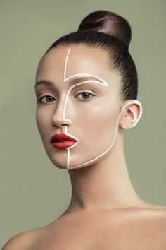 Beauty Academy Stuttgart - Make-Up Artist Ausbildung Eye Makeup Art, Makeup Inspo, Eyeshadow Makeup, Makeup Inspiration, Beauty Makeup, Creative Portrait Photography, Makeup Photography, Make Up Looks, Graphic Makeup