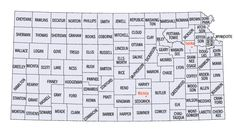 Kansas clickable map to find pick your own farms and orchards for fruit, vegetables, pumpkins and canning & freezing instructions!