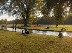English garden..Munich