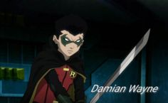 Damian Wayne Batman, Son Of Batman, Batman Robin, Young Justice League, Arte Dc Comics, Batman Comics, Young Justice Robin, Batgirl Cassandra Cain, Frases