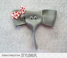 Ribbon elephant @Gracia Gomez-Cortazar Rosenbarger