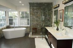 Are you interested in remodeling your bathroom? If you say yes, you are not alone because a number of house owners are out there planning for the same.Remodeling a bathroom is indeed a very difficult job and there are a lot of factors to be considered during the process which often become quite difficult for a normal person to manage by his own. bathroomremodeling remodeling bathroom bathroomremodelingservice bathroomremodelinglosangeles losangeles losangelescounty southerncalifornia california Bathroom Gallery, Bathroom Photos, Bathrooms, Perfect Place, The Good Place, Remodeling Contractors, Best Places To Live, Most Beautiful Cities, Simple Bathroom