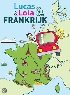 Lucas & Lola op reis door Frankrijk