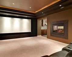 Photos: Home Theater Designs