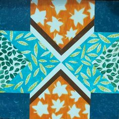 barn quilt 2x2 for patio