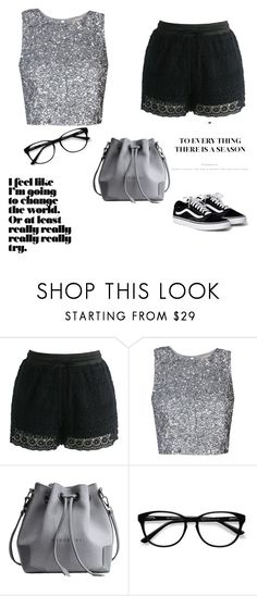 """Bez naslova #23"" by fazila-2 ❤ liked on Polyvore featuring Chicwish and EyeBuyDirect.com"
