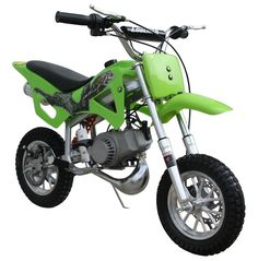 Jet Moto Dirt Bike - 49cc Mini Model