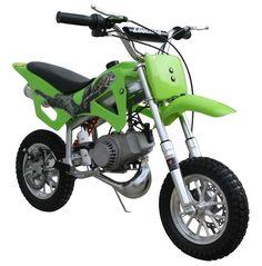 Jet Moto Dirt Bike - 49cc Mini Model