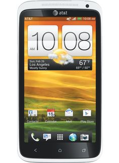 The HTC One X from ATT Goes on Sale May 6th. I'll take one!