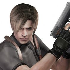 leon s. kennedy | Leon S. Kennedy (Resident Evil 4)