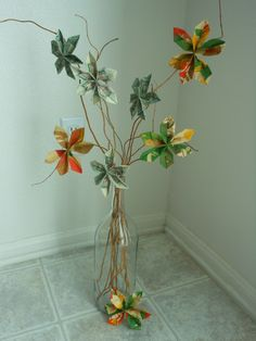 Mothers Day Money Gift Tree