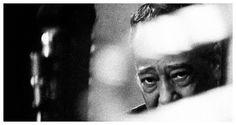 Duke Ellington, Milan, 1966, by Roberto Polillo