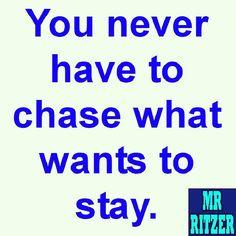 #MrRitzer #Never