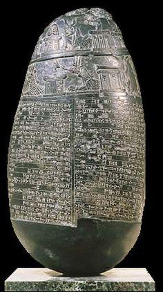 Écriture des mystérieux sumériens