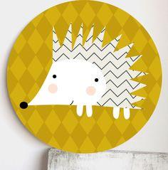 Kids Room Art, Art Wall Kids, Art For Kids, Wall Art, Stencil Animal, Leo Birthday, Baby Posters, Doodles, Plate Art